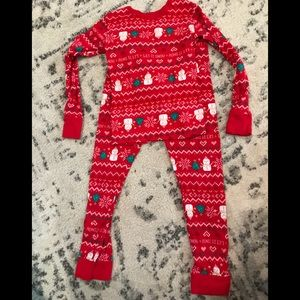 Girls Christmas pajamas
